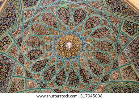 shiraz  iran   may 2  2015 ...