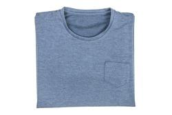 Shirts isolated on white background