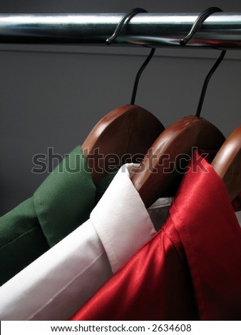 hawaii flag colors. italian flag colors. stock
