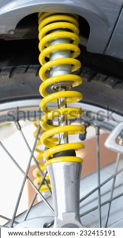 shock absorber motorcycle