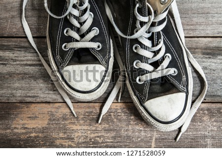 Shoe, Sports Shoe, Canvas Shoe #1271528059