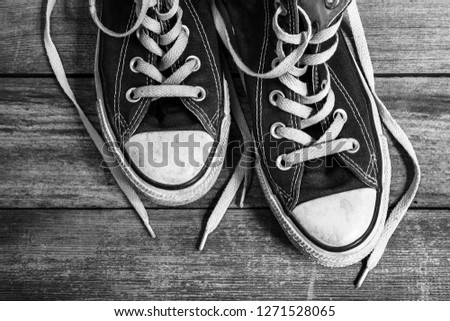 Shoe, Sports Shoe, Canvas Shoe #1271528065