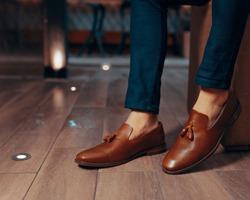 Shoes moda fashion business men