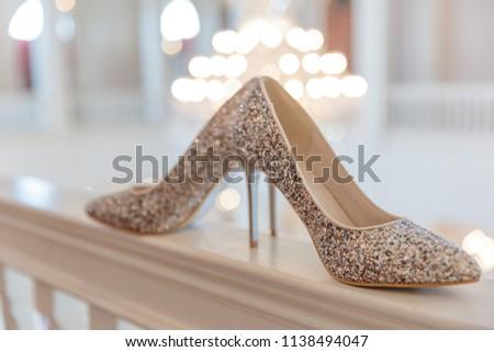 shoes,wedding,shoe,shiny,stylish,sexy,women,pair,holiday,heel, fashion,footwear,leather,girl,elegant,elegance,high,love,celebration,bride, bridal,design,glamour,luxury,bokeh,beauty, beautiful #1138494047