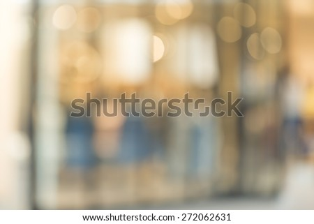 Shop, background, mall. #272062631