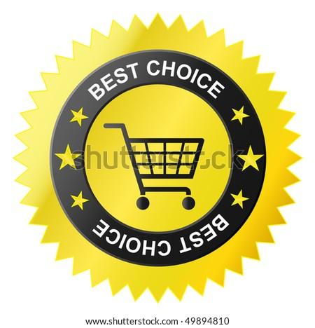 shop basket icon, Best sale, (jpg)