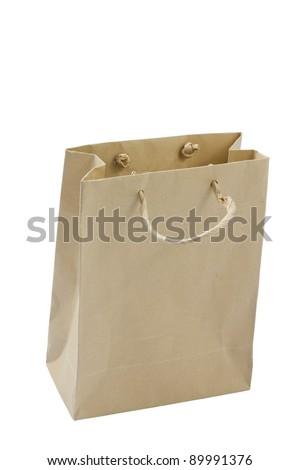Shopping Bag (Clean cover)