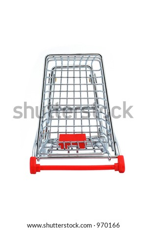 Shopping cart model - look in portfolio for more views