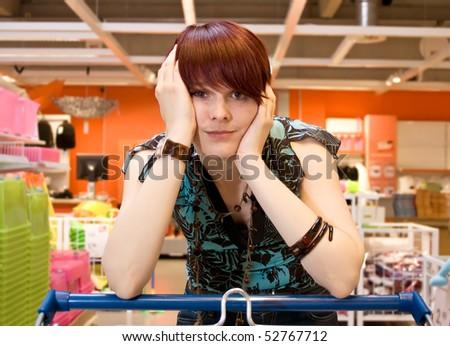 Shopping Frustration