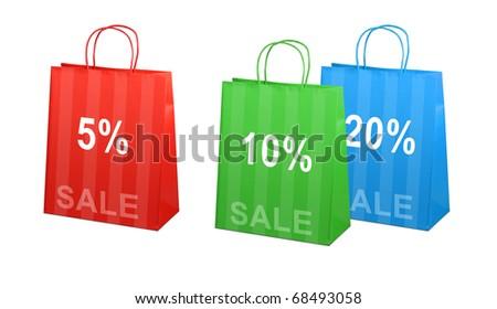 Shopping. Sale