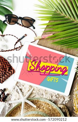 Shopping Sales Gift Voucher Online