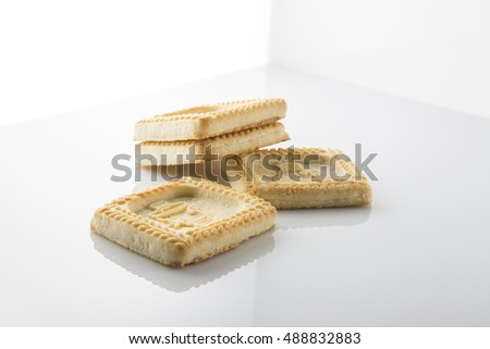 shortbread tasty breakfast