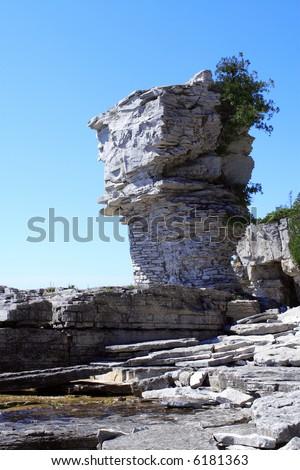 shot this in Flowerpot Island,Bruce Peninsula,Ontario,Canada.