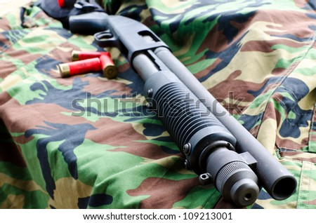 Shotgun bullet