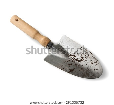 Shovel, Gardening Equipment, Trowel.