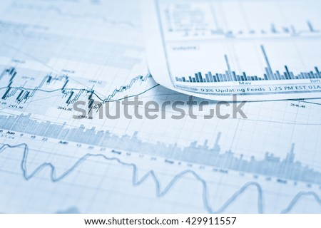 Showing business and financial report. Exchange #429911557