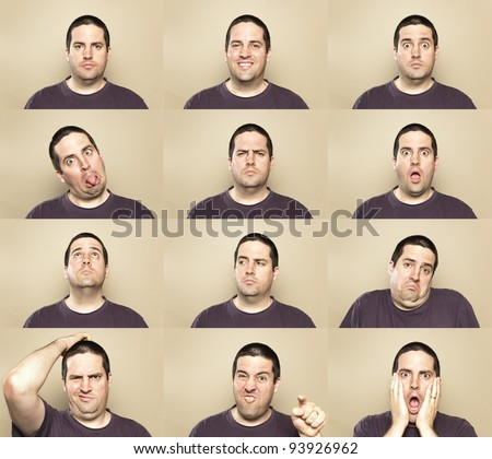 stock photo showing many faces same stock photo edit now 93926962