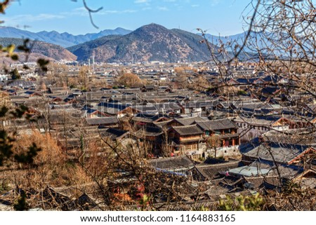 Shuhe Ancient Town, Lijiang, Yunnan, China