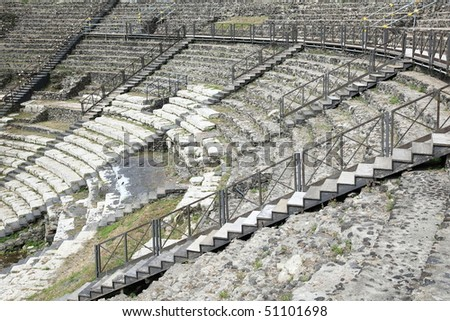 stock photo : Sicily: Roman