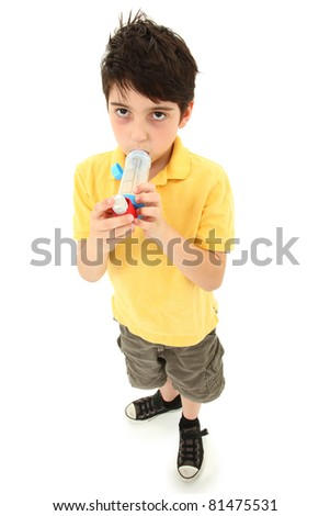 how to give medication with spacer to asthma patient