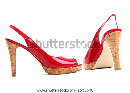 Red High Heels-141