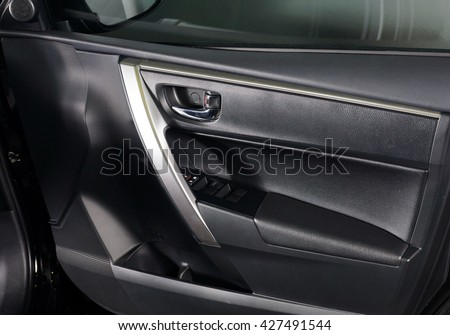 Car interior view from passenger side free image on 4 for Car interior door panel designs