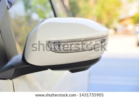 Front side view of speeding car  Images and Stock Photos