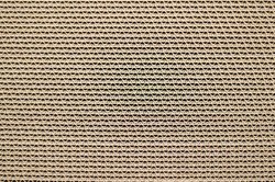 Side View of  a Corrugated Cardboard