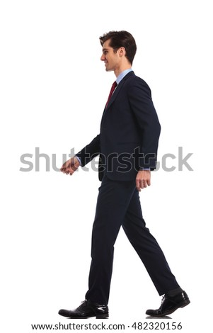 18a82677c7a Free photos Isolated business man walk side