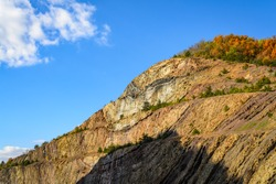 Sideling Hill Ridge in Maryland