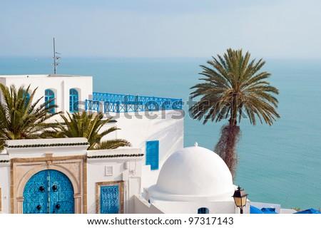 Sidi Bou Said. Tunisia