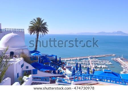 Sidi bou Side, Tunisia #474730978