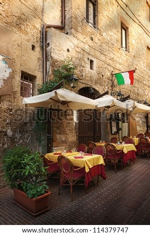 Siena - Picturesque nook of Tuscany