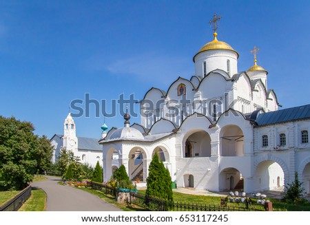 Sights of Suzdal. Russia. #653117245