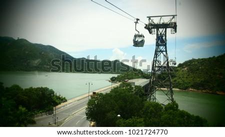 Sightseeing in Hongkong #1021724770