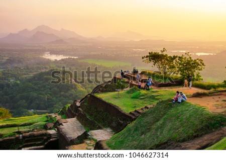 Sigiriya Rock, Sri Lanka #1046627314