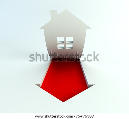 sign of symbolic house