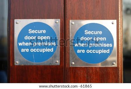 occupied signs for doors | love wallpaper