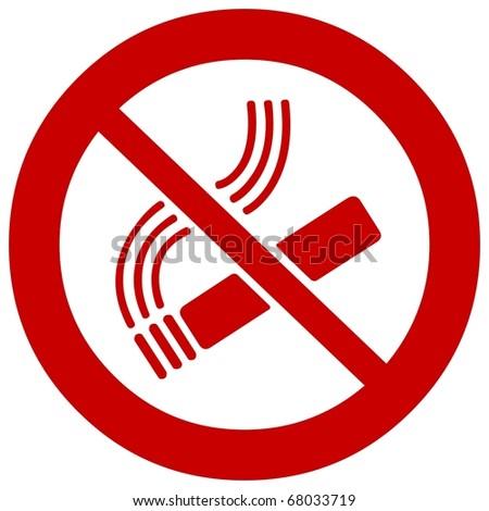 sign,smoke