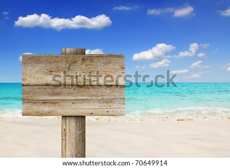 sign wood