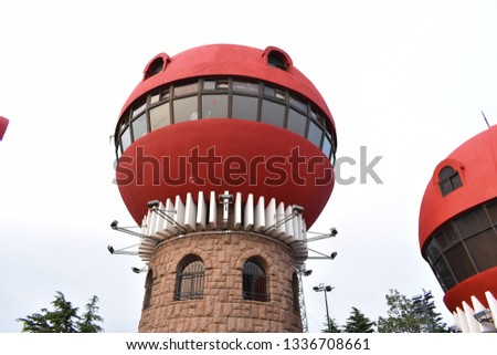 Signal Tower of Qingdao Signal Hill #1336708661