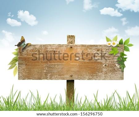 Signboard image