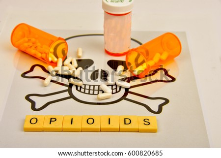 Signs and symbols of opioid use and abuse. #600820685