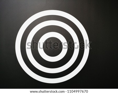 signs and symbols with black background #1104997670