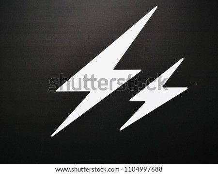 signs and symbols with black background #1104997688