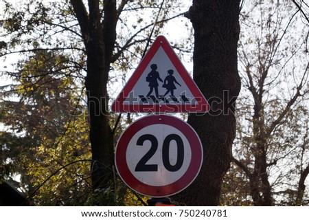 Signs/Symbols #750240781