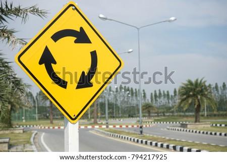 signs  symbols  road #794217925