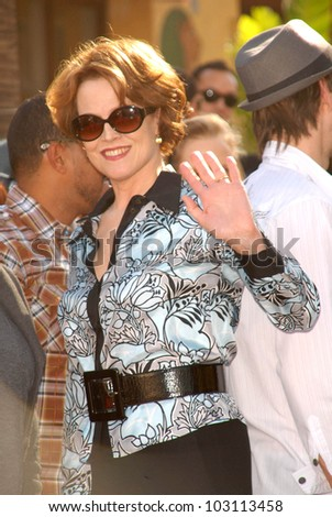 Sigourney Weaver  at the induction ceremony for James Cameron into the Hollywood Walk of Fame, Hollywood Blvd, Hollywood, CA.  12-18-09