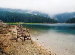 Silence on the lake