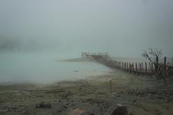Silent Hill a.k.a Kawah Putih During Fog